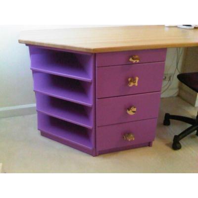Schreibtischunterschrank